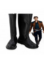 Solo A Star Wars Story Han Solo Cosplay Boot Shoes