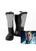 Star Trek Beyond Captain Kirk Cosplay Boot Shoes