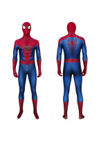 Spiderman Costume Cosplay Suit Peter Parker The Amazing Spider-Man 3D Printed
