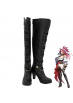 Fate Grand Order Rider Francis Drake Cosplay Shoes Women Boots