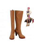 JoJo's Bizarre Adventure Trish Una Cosplay Shoes Women Boots