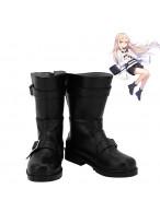 Angels Of Death Rachel Gardner Ray Cosplay Shoes Women Boots