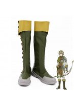 The Rising Of The Shield Hero Kawasumi Itsuki Cosplay Shoes Men Boots
