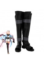 Fate Grand Order Saber KOHA-ACE EX Okita Souji Cosplay Shoes Women Boots