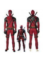 Deadpool 2 Wade Wilson Cosplay Costume Version 2