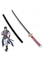 Fire Emblem: Awakening Lon'qu Sword Cosplay Prop