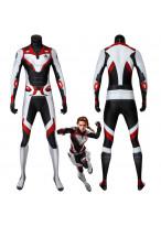 Avengers Endgame Quantum Realm Jumpsuit Cosplay Costume Female Version 3D Printed