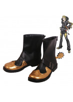 Fate Grand Order FGO Berserker Sakata Kintoki Kintarou Kintaro Cosplay Shoes Men Boots