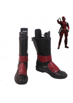 Deadpool Wade Winston Wilson Cosplay Shoes Men Boots Version 1