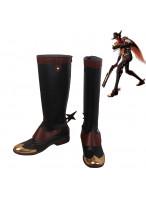 League of Legends LOL Khada Jhin High Noon Jhin Skin Cosplay Shoes Men Boots
