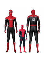 Spider Man: Far From Home Peter Parker Cosplay Costume 3D Printed Version 2