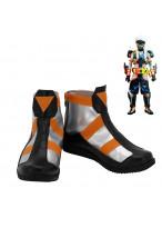 Masked Rider Kamen Rider Ex-Aid True Ending Fuma Cosplay Shoes Men Boots