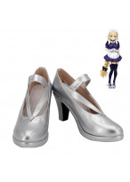 Fate Grand Order FGO Jeanne d'Arc Maid Cosplay Shoes Women Boots