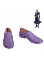 JoJo's Bizarre Adventure Golden Wind Leone Abbacchio Cosplay Shoes Men Boots Ver 1