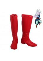 Dragon Ball Supreme Kai Shin Cosplay Shoes Men Boots