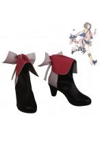My Hero Academia Ochako Uraraka Cosplay Shoes Boots High Heel