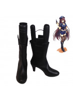 Fate EXTRA FGO Kishinami Hakuno Kaminaka Shimo Cosplay Shoes Women Boots