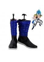 Dragon BallZ Gogeta Majin Buu Cosplay Shoes Men Boots