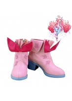 Radiant Soul Laby Shoes Cosplay Elsword Women Boots