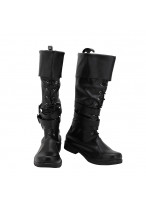 Gellert Grindelwald Shoes Cosplay Fantastic Beasts The Crimes of Grindelwald Men Boots