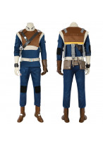Star Wars Jedi Fallen Order Cal Kestis Costume Cosplay Suit Men Outfit