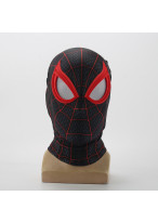 Spider-Man: Into the Spider-Verse Miles Morales Prop Cosplay Replica Mask