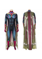 Avengers Infinity War Vision Costume Cosplay Suit Ver 1