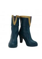 Miki Sayaka Shoes Cosplay Puella Magi Madoka Magica Women Boots