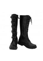 Selene Shoes Cosplay Underworld Blood Wars Vampire Warrior Women Boots