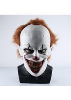Pennywise Prop Cosplay Replica Mask Helmet The Dancing Clown It