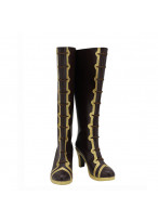 Jaina Proudmoore Shoes Cosplay World of Warcraft WOW Women Boots