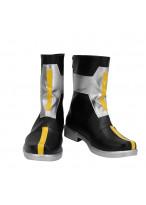 Masked Rider Kaixa Cosplay Shoes Kamen Rider Men Boots