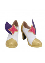 Star Guardian Ahri Shoes Cosplay LOL League of Legends Women Boots