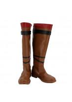 Canas Shoes Cosplay Fire Emblem Blazing Sword Men Boots