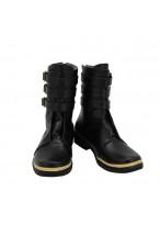 Fate Grand Order FGO Gilgamesh Shoes Cosplay Men Boots