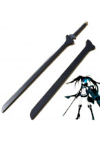Black Rock Shooter DEAD MASTER Sword with Sheath Cosplay Prop
