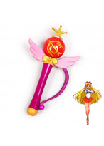 Sailor Moon Venus Minako Aino Transformation Magic Wand Cosplay Prop Version 1