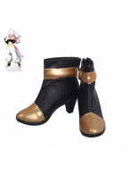 Dragon Ball FighterZ Android 21 Cosplay Shoes Women Boots