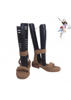 Black Clover Noell Silva Cosplay Shoes Women Boots