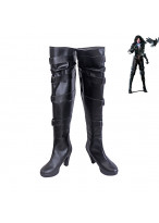 The Witcher 3 Wild Hunt Yennefer of Vengerberg Cosplay Shoes Women Boots