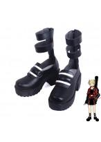 My Hero Academia Boku No Hero Academia Himiko Toga Cosplay Shoes Women Boots