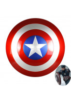 Avengers Endgame Captain America Steve Rogers Shield Cosplay Prop ABS Plastic