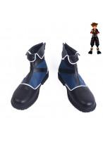 Kingdom Hearts Sora Cosplay Shoes Men Boots