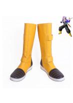 Dragon Ball Z Future Trunks Mirai no Torankusu Cosplay Shoes Men Boots