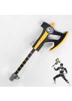 Mighty Morphin Power Rangers Black Ranger Goushi Axe Cosplay Prop