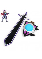 Duel Monsters Yu-Gi-Oh! ARC-V Joeri Duel Disk Cosplay Prop