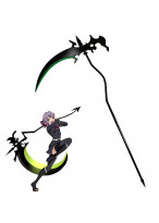 Seraph of the End/Owari no Serafu Hiragi shinoa Scythe PVC Cosplay Prop