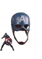 New Captain America Mask Helmet Cosplay Prop