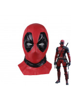 Deadpool Mask Latex Halloween Cosplay Prop