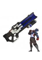 "Overwatch Soldier 76 Weapon PVC Gun Cosplay Props 30"""
